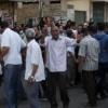 """سائقو عبود يتظاهرون أمام مبنى محافظة القاهرة لتغيير """"خط السير"""""""