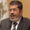 """""""مرسى"""" يتعهد لـ""""أبو مازن"""" باستمرار جهود مصر لدعم الشعب الفلسطينى"""