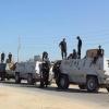 """""""الأسوشيتدبرس"""": الجيش المصرى سحب 20 دبابة من سيناء"""